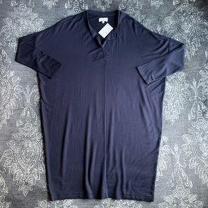 Lou & Grey Navy Dress Medium
